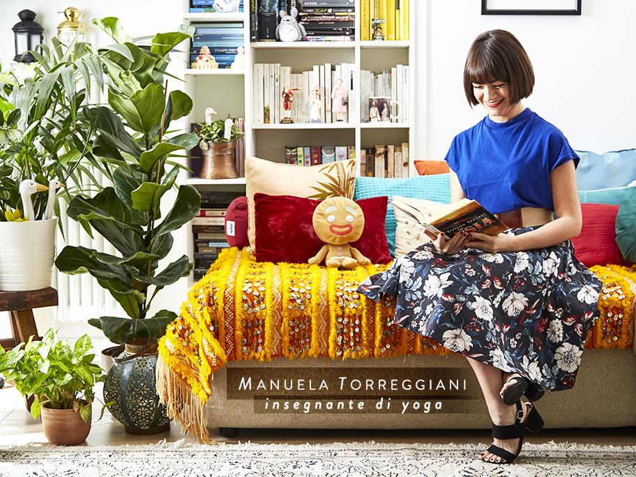 A Casa di Manuela Torreggiani