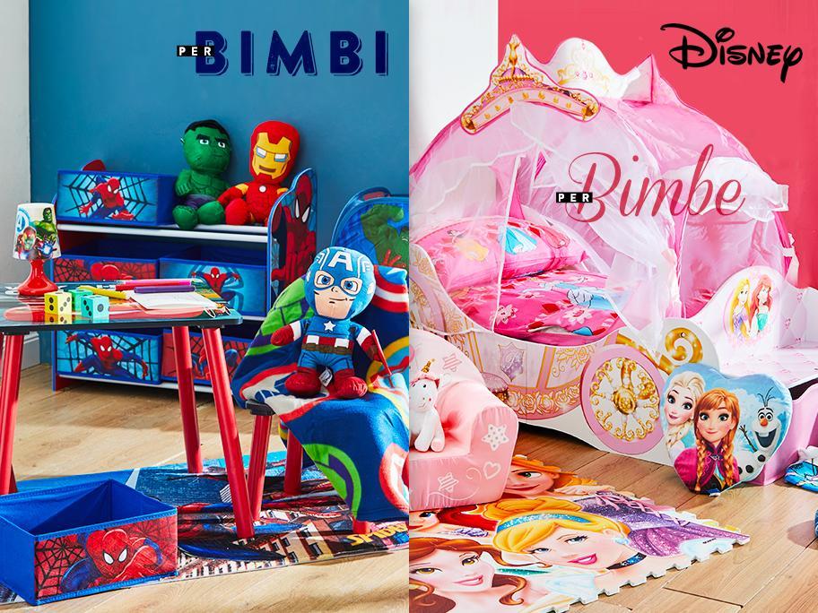 Cameretta Disney
