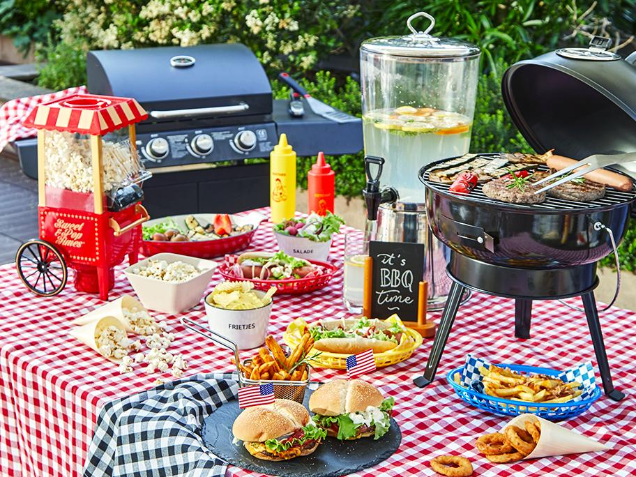 Barbecue American Style