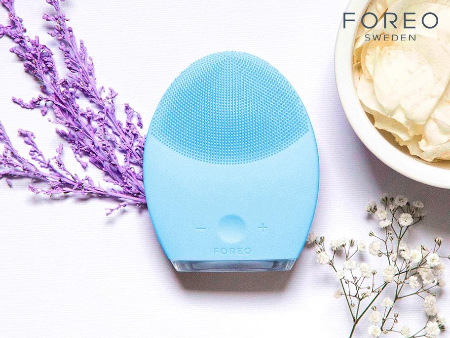 Beauty Routine con FOREO