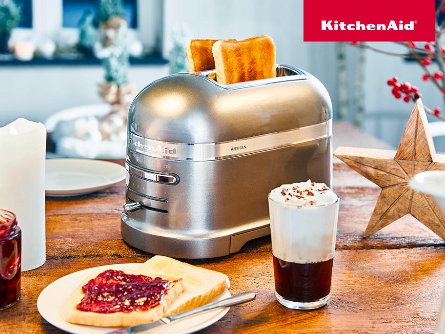 Colazione con KitchenAid