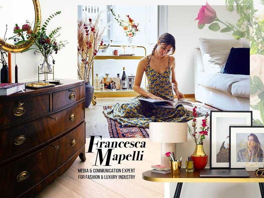 A Casa di Francesca Mapelli