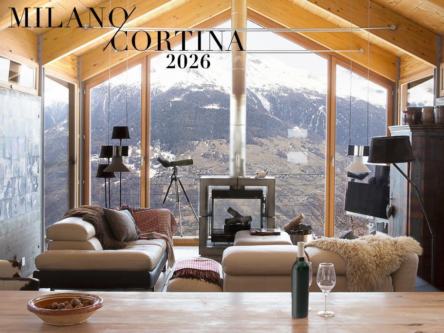 Chalet a Cortina