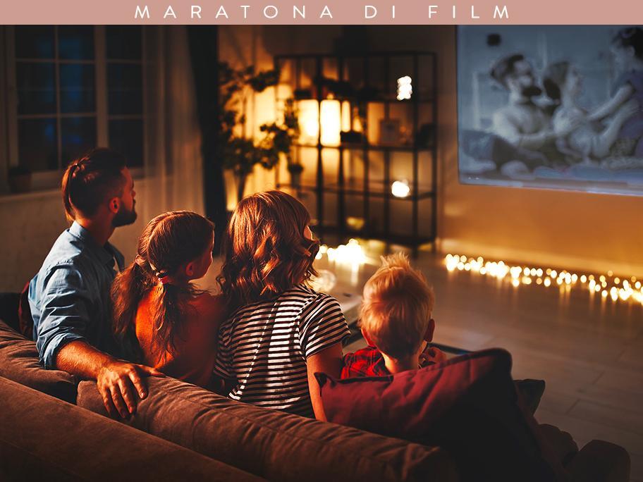 Il Cinema a Casa
