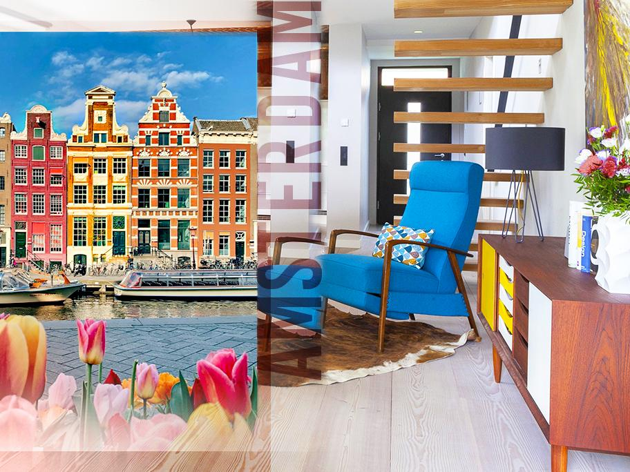 Amsterdam: stile Metropolitano