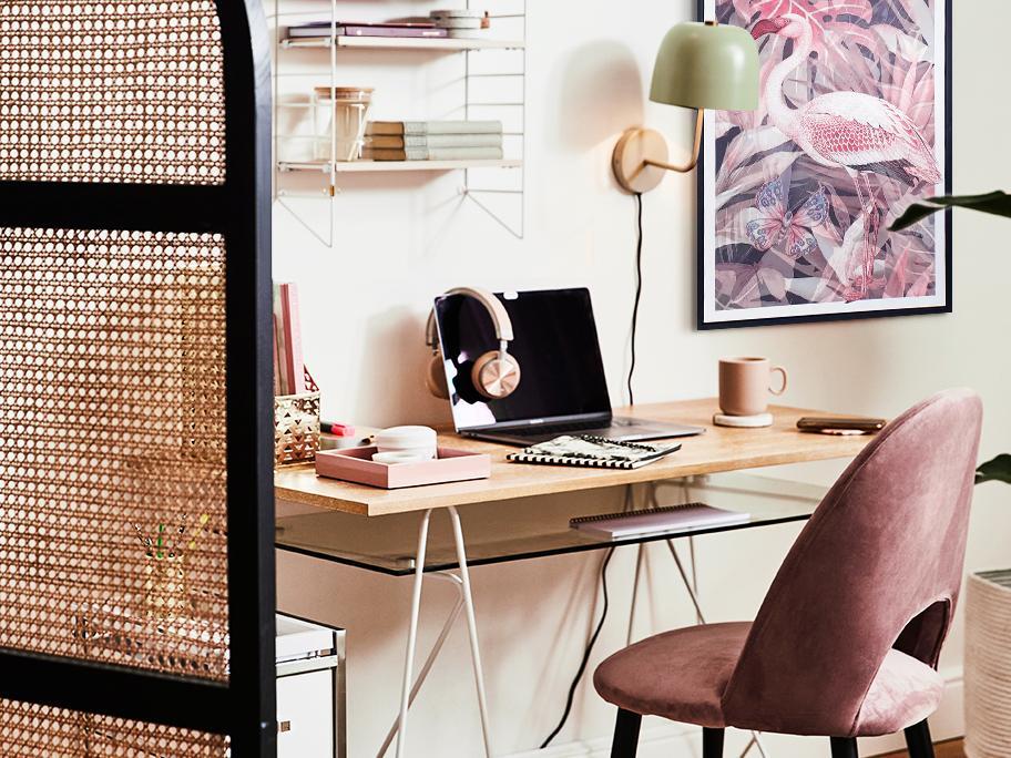 Home Office Organizzato