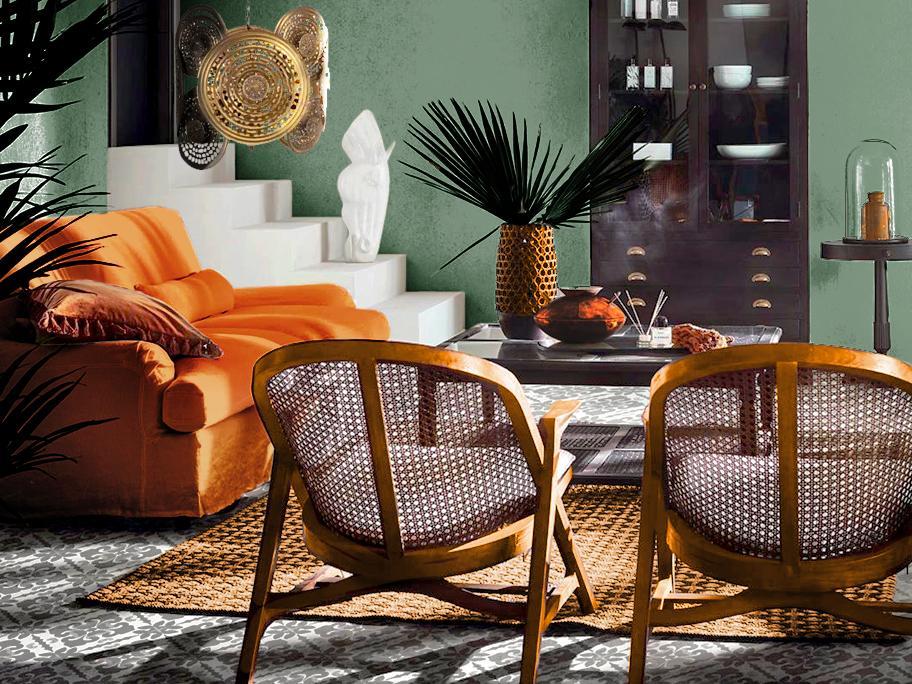 Arancione & Verde