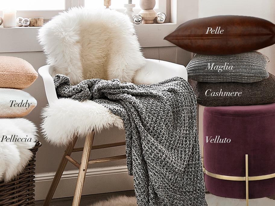 6 Tessuti Trendy per l'Inverno