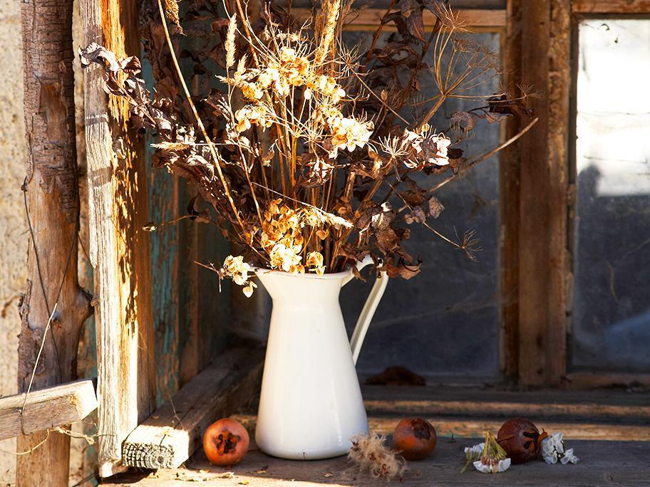 Bouquet di Fiori Essiccati