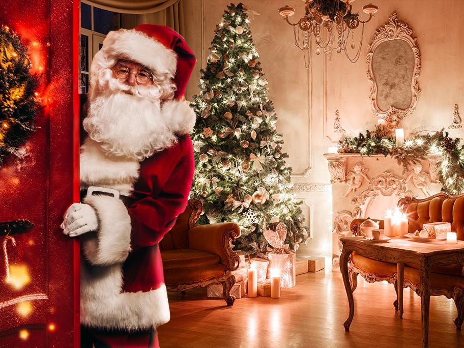A Casa di Babbo Natale