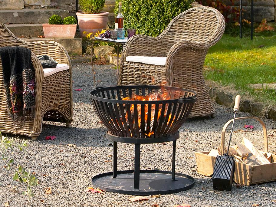 Outdoor Fireplaces &
