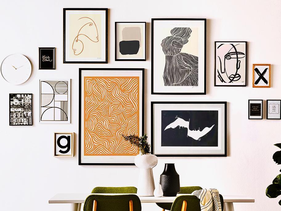 Set di Arte da Parete