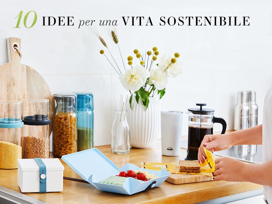 10 Idee Sostenibili