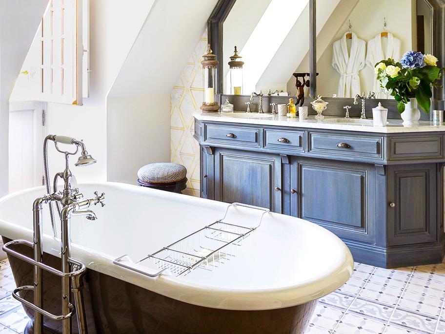 Bagno in stile Parigino