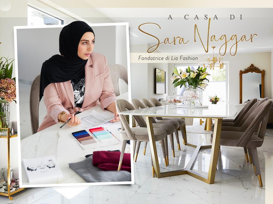 A Casa di Sara Naggar