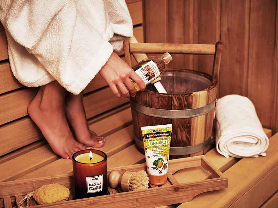 Accessori per la Sauna