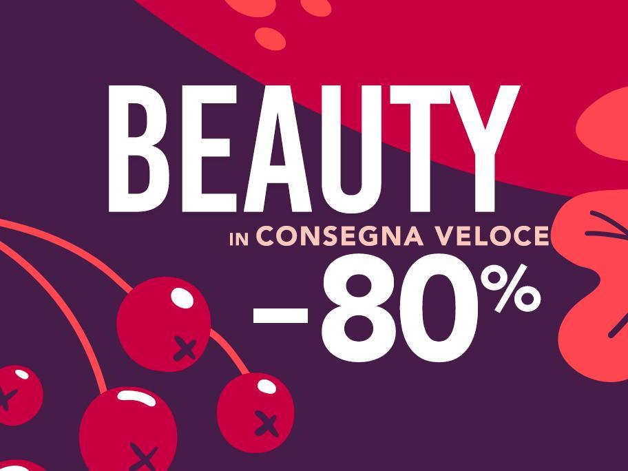 Beauty fino al -80%
