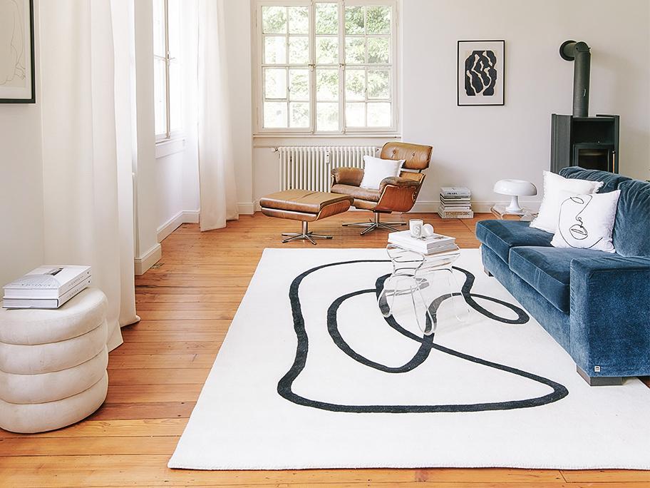 Trendy, beige & minimalistisch