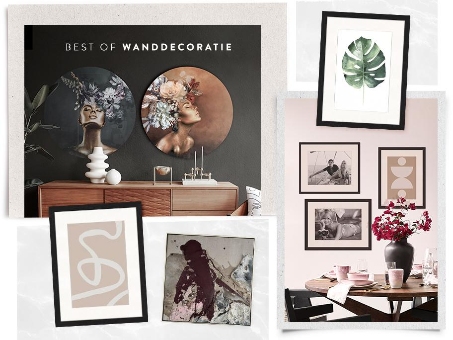 BEST OF: wanddecoratie