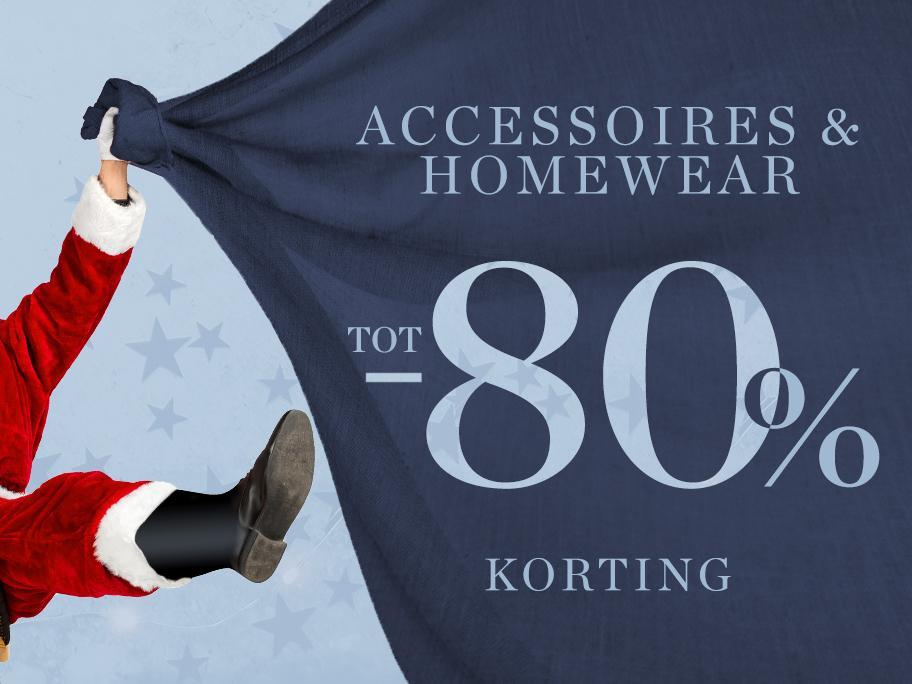 Accessoires & homewear