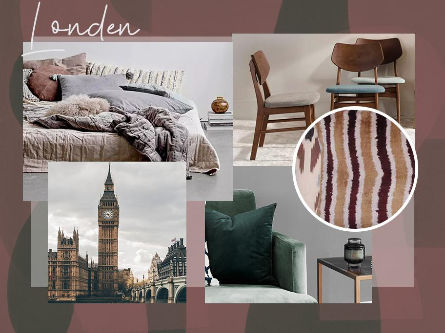 De classy stad Londen...