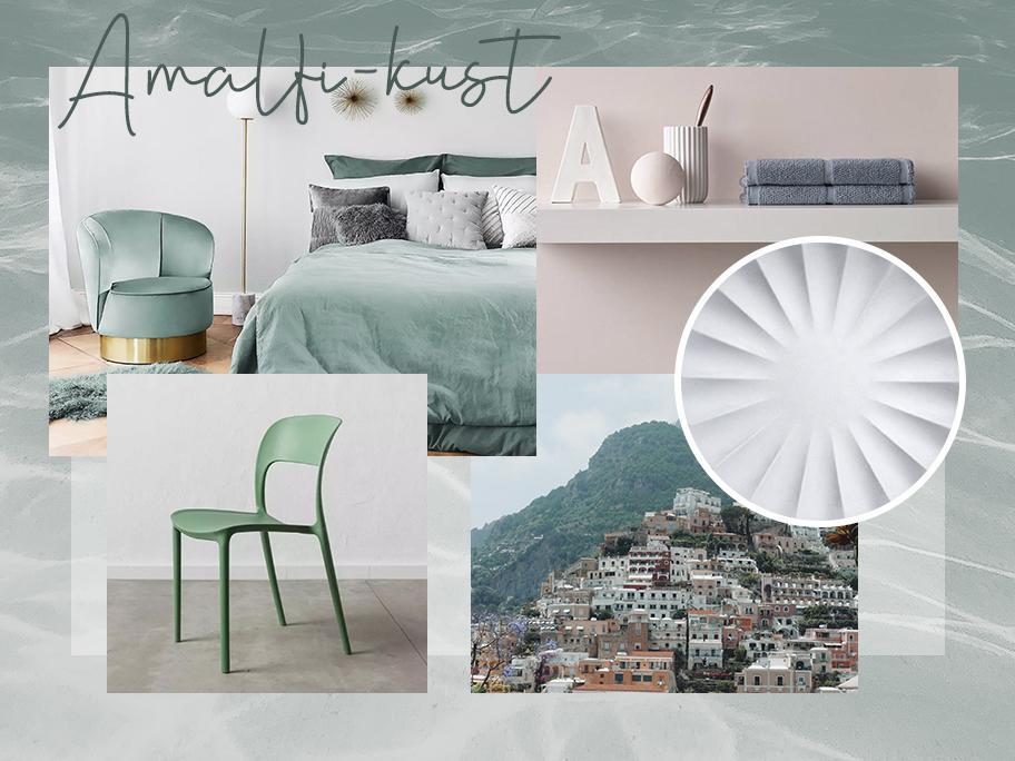 Kleurrijk Amalfi