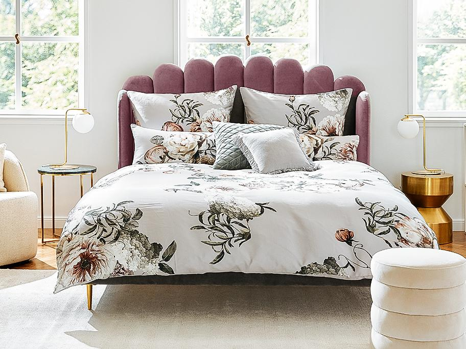 Meer glamour in je slaapkamer