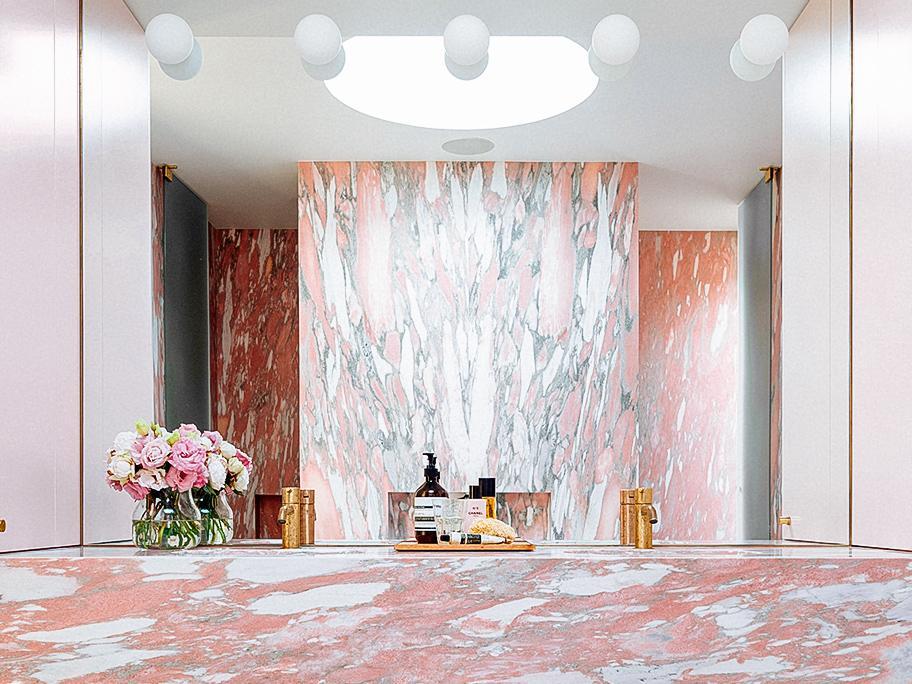 Meer glamour in de badkamer
