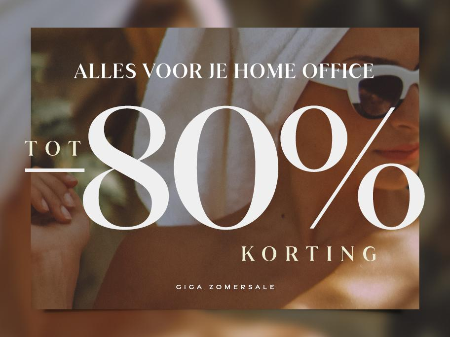 Alles voor je home office