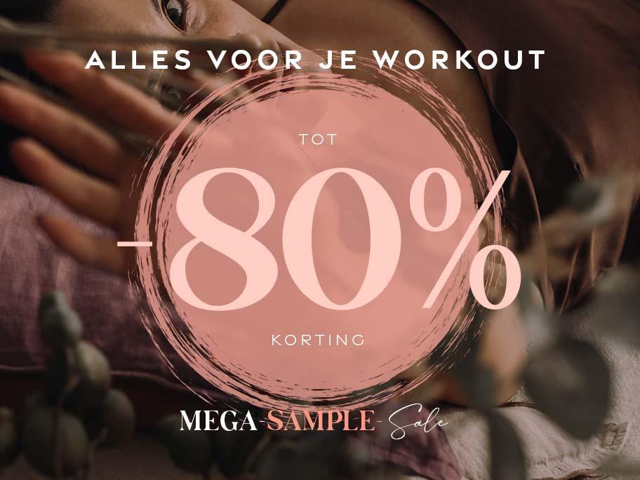 Alles voor je workout