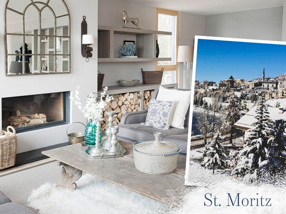 Chalet Day St. Moritz
