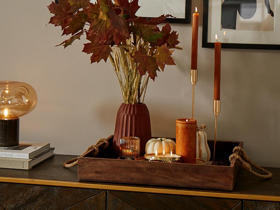 DIY: autumn tray