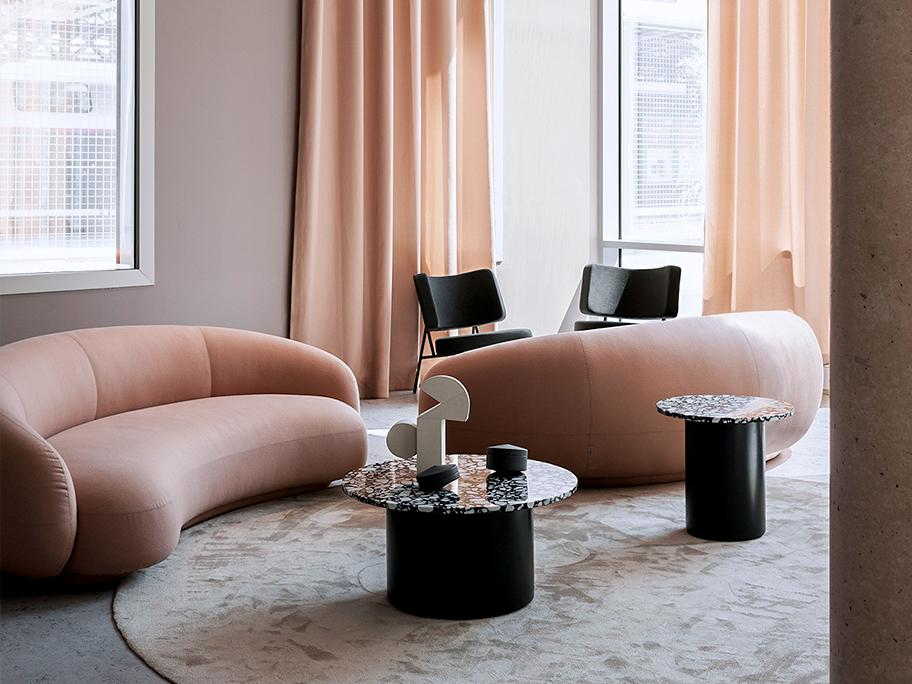 Hoteldesign van Studiopepe