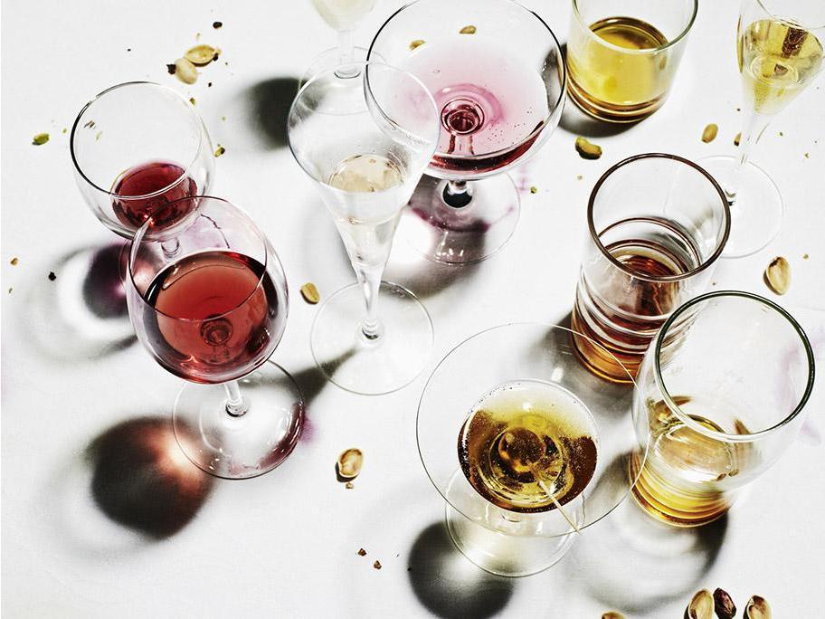De grote wijnglazengids