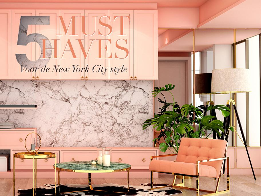 5 interieur musthaves
