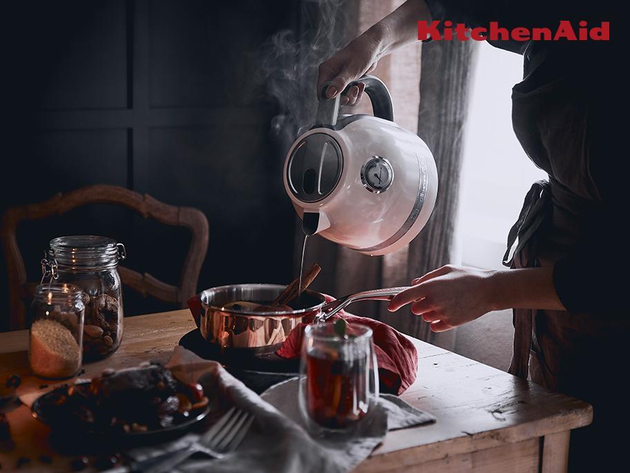 KitchenAid - Waterkokers