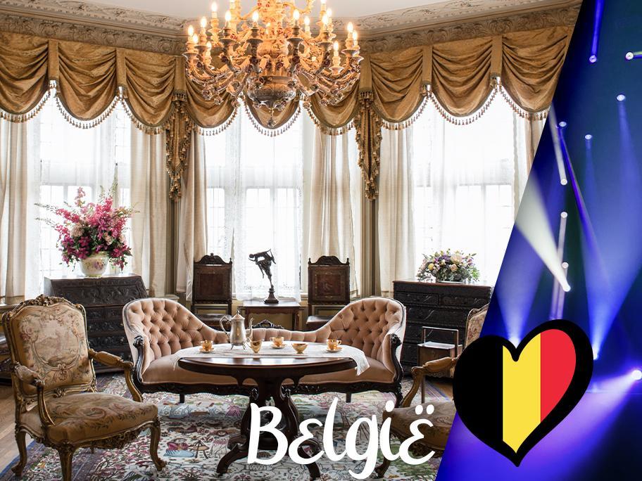 België: glamour met een twist