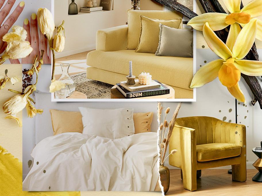 Geel, geel en nog eens geel