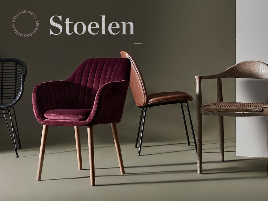 200+ stoelen