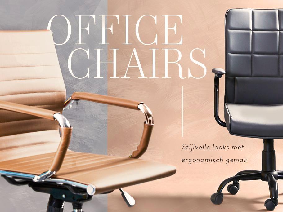 Bureaustoelen vanaf €59