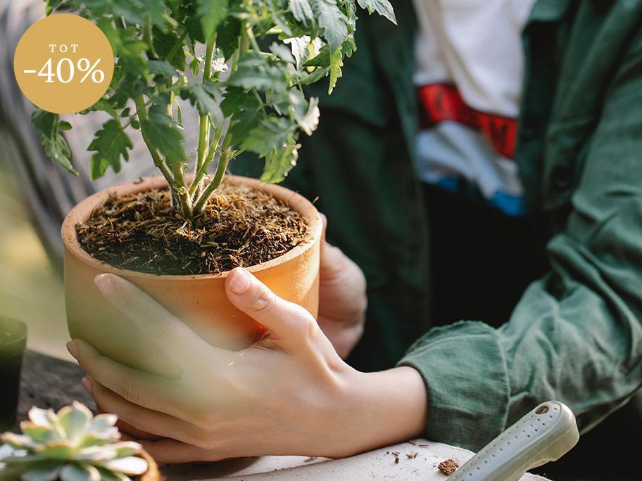 Bloempotten & plantenbakken