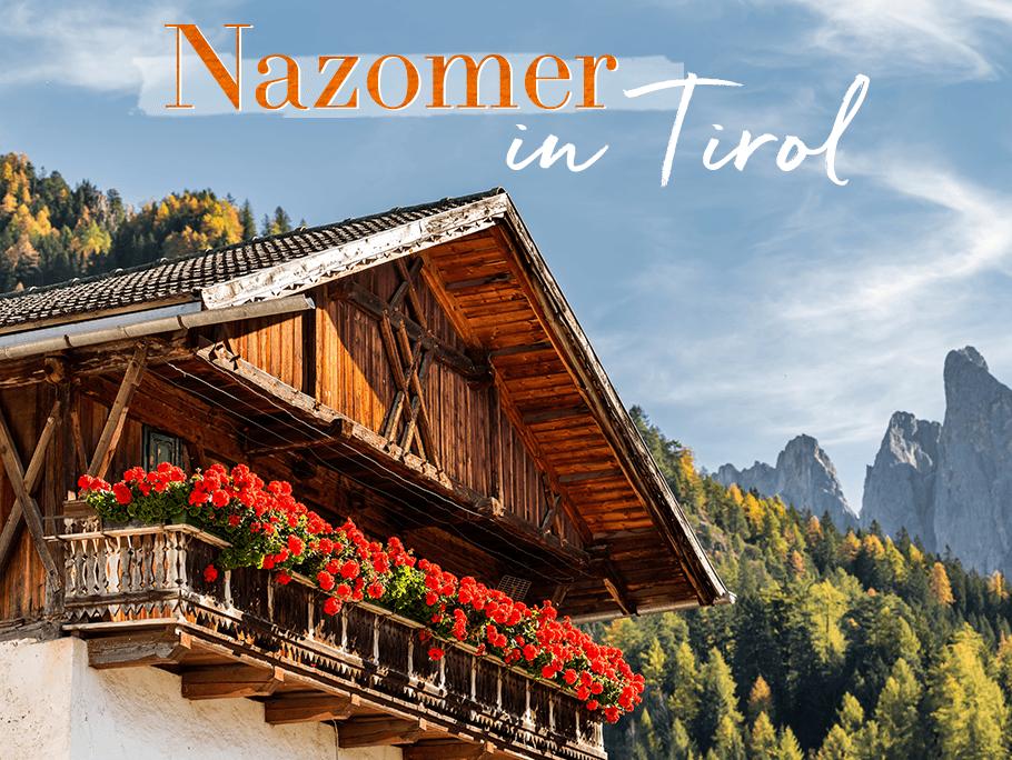 Alpine chic in Tirol