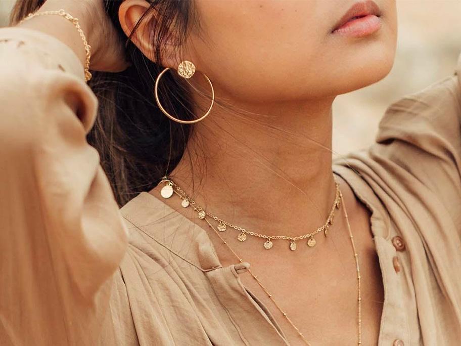 Parels van juwelen (en tassen)