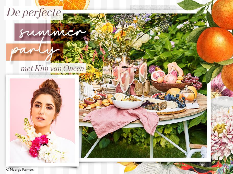 De perfecte summer party