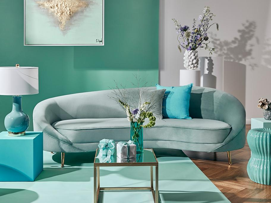 Alles in Westwing-turquoise