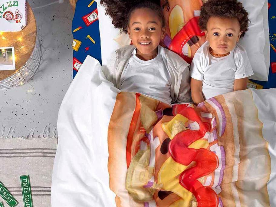 De droom van ieder kind