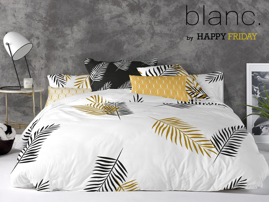Blanc. by Happy Friday