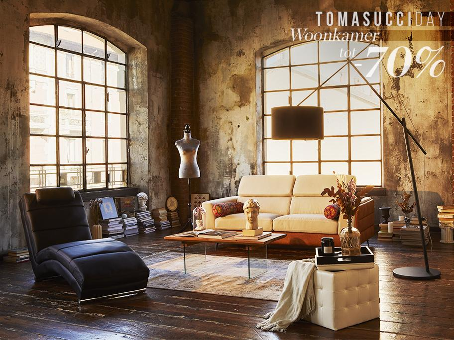 Day of Tomasucci – Woonkamer