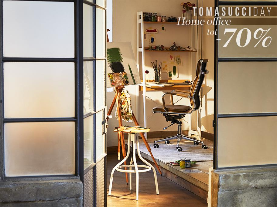 Day of Tomasucci - Home office