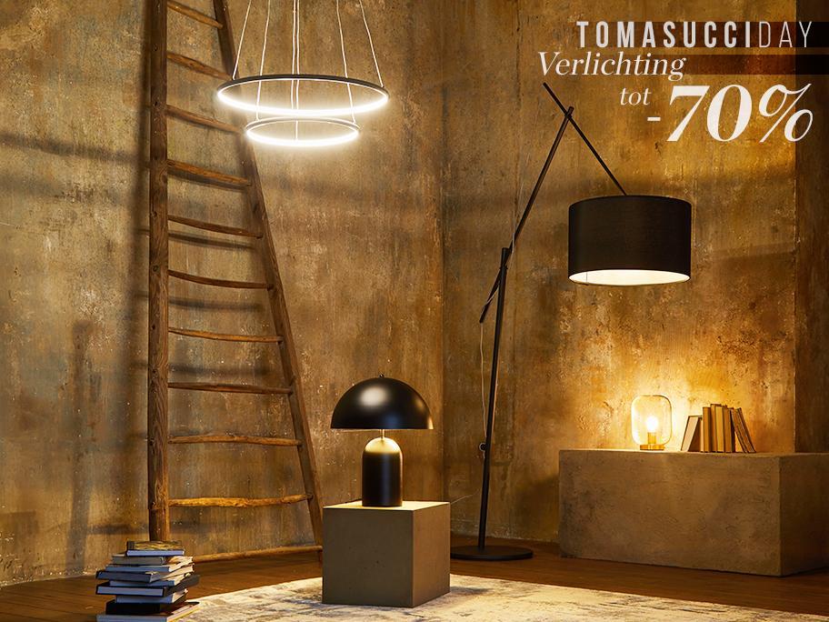 Day of Tomasucci - Verlichting